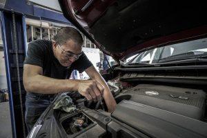 Vad är en bilservice?