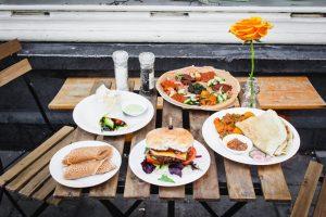 Lunchtid med sinnesfridv
